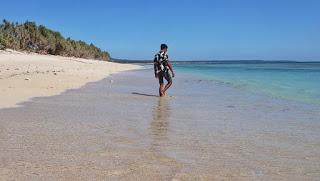 Pantai Batuinan, Semau, Kabupaten Kupang