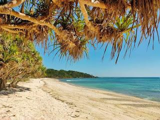 Pantai Medo di Semau Utara