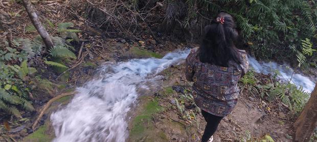 Air Terjun Love - Pesona Timor Tengah Selatan