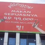 Korean BBQ di Kota Kupang - Pochajjang