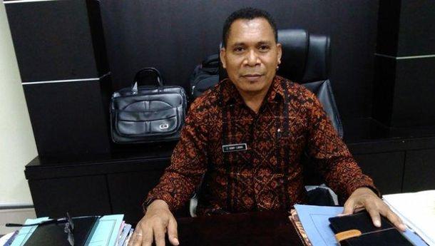 Zet Sonny Libing - Kadis Pariwisata Provinsi Nusa Tenggara Timur